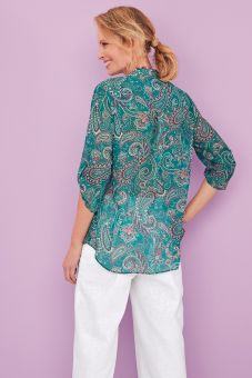 Langley blouse