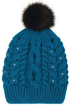 Cable Bobble Hat