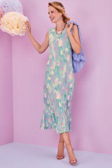 Ethel Dress and Shrug Set