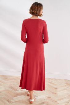 Essential V Neck Dress