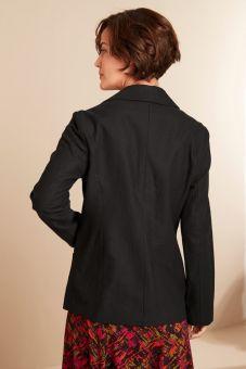 Linen Cotton Mix Jacket