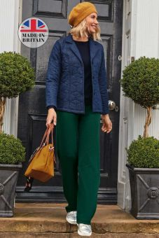 Luxury Wool Mix Trousers - 7 Colours Available