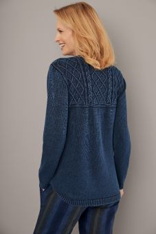 Dee knit tunic