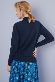 Octavia Sweater - Navy