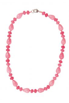 Hestia Necklace Pink