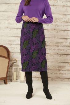Hally Cord Skirt