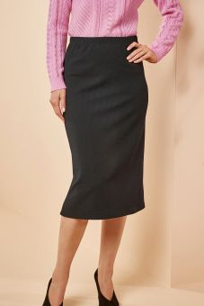 Aisha Jaquard Skirt