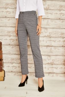 Libby Jaquard Trousers