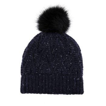 Lace Marl Hat