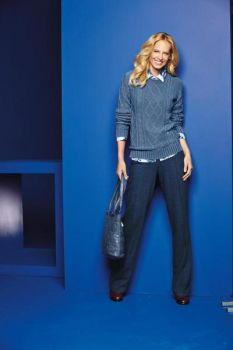 Bonnie Trousers Long