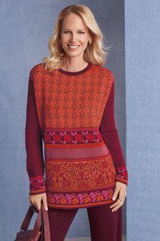 Malika Knit Tunic