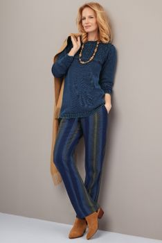 Dee knit tunic