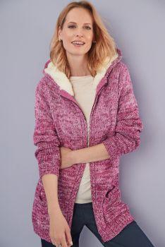 Dolores Knit Coat