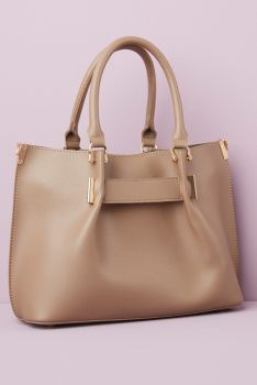 Michelle Bag - Taupe