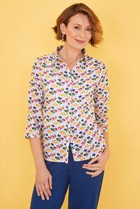 Barnes blouse