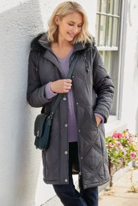 Blagdon Coat - 2 colours available