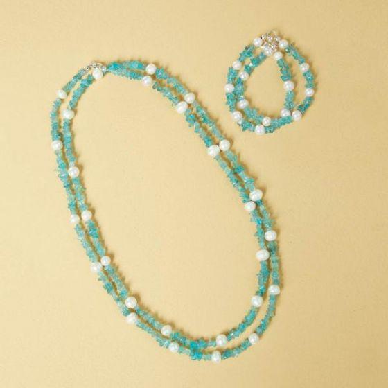 Turquoisemoon bracelet