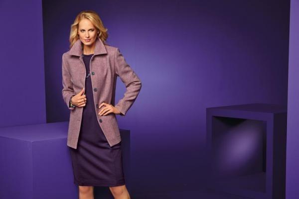 Luxury Pea Coat