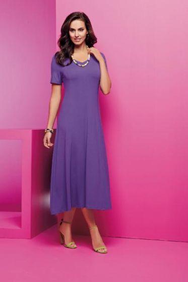 Freya Dress Long