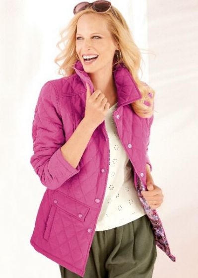 Beadnell Quilted Jacket