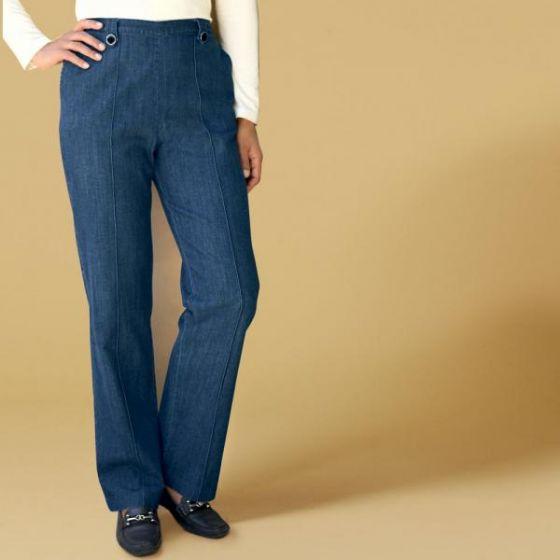 Jacqui Jeans Long