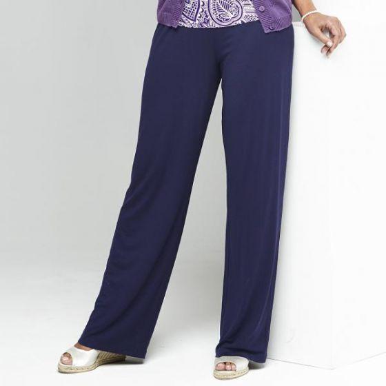 Jersey Trousers Long