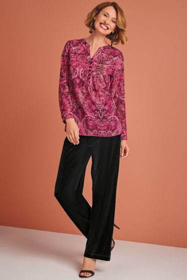 Clarise Trousers
