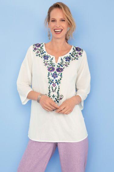 Mitford blouse