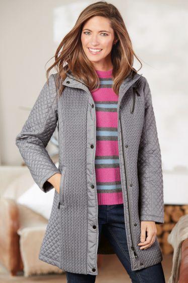 Zoe Padded Coat