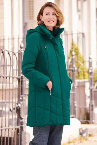 Leona Padded Coat