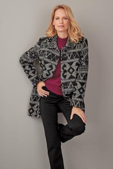 Aztec Coat