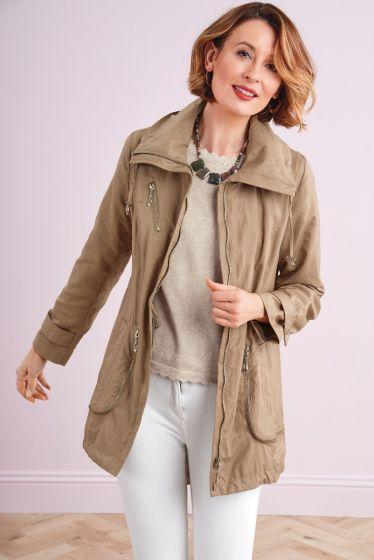Porsha Coat