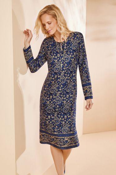 Jules Paisley Dress