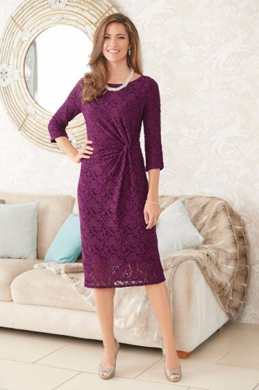 Gwen Lace Dress