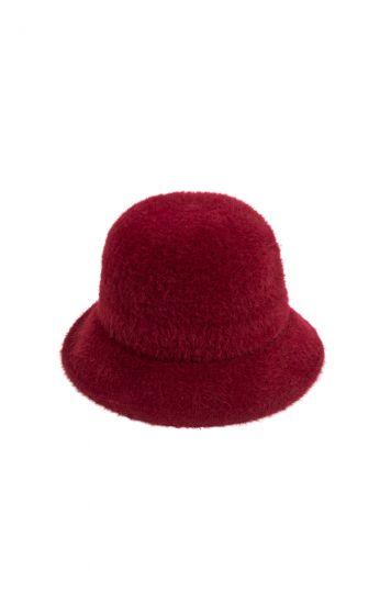 Elliott Bucket Hat Burgundy