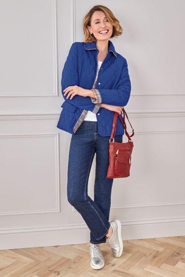 Sapphire Jacket