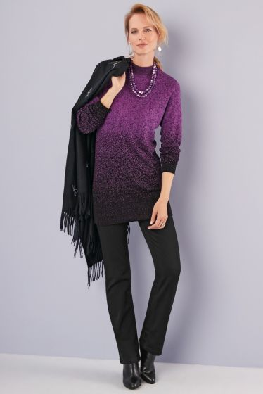 Erika knitted tunic