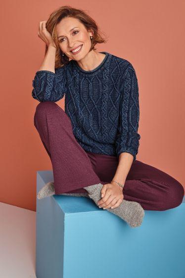 Lamesley sweater