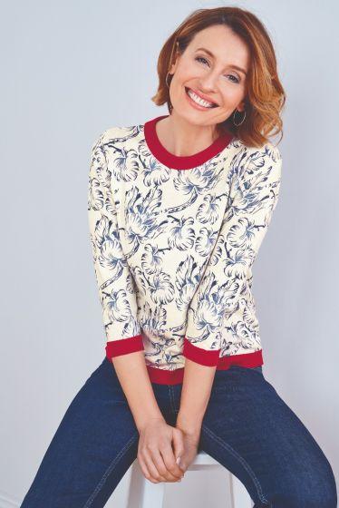 Cheryl Sweater