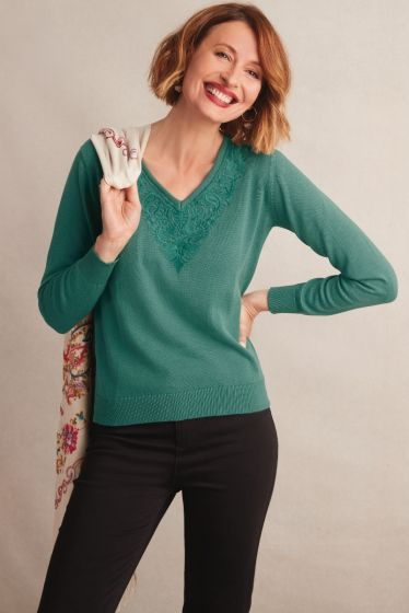 January Sweater -  3 colours available