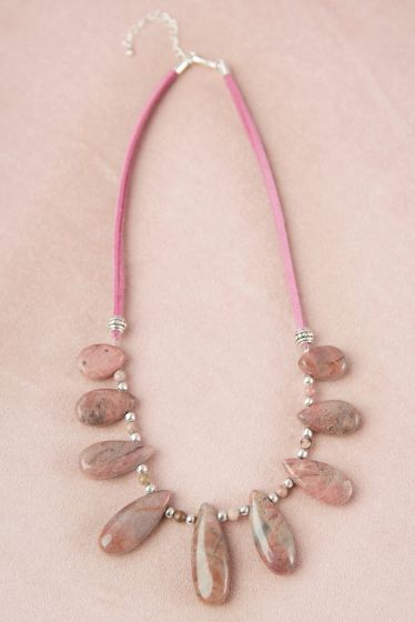 Mystic Pink Necklace