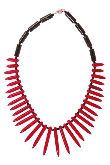Aphrodite Necklace Red