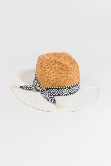 Rosa Hat Tan