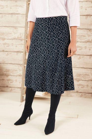 Magda Cord Skirt