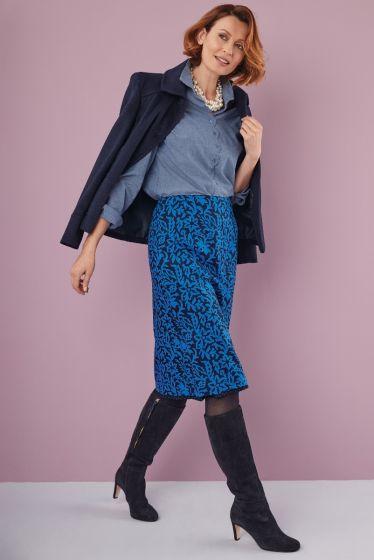 Leora Reversible Skirt