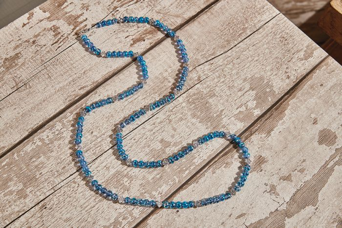Mystic Blues Necklace