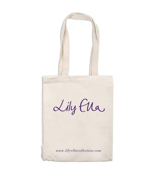 Lily Ella Tote - Purple