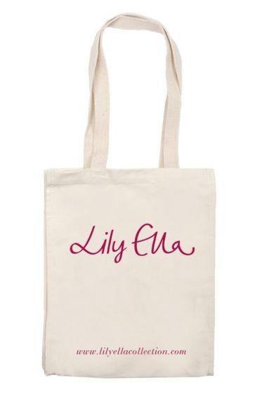 Lily Ella Tote - Pink