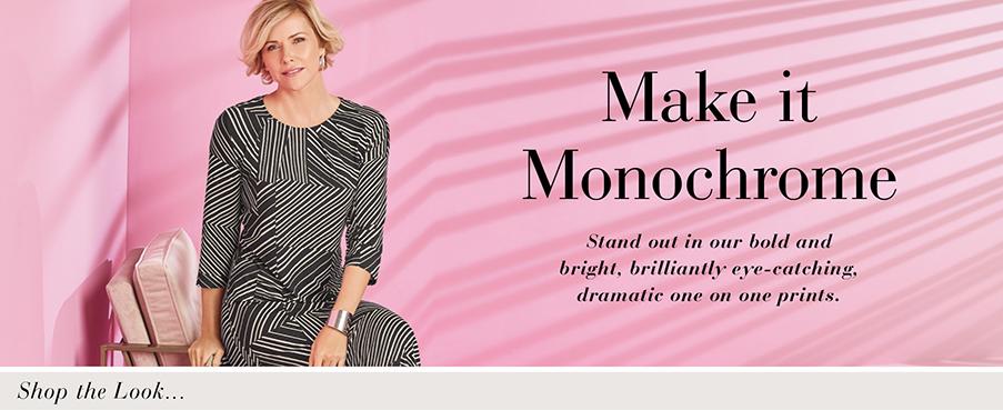 Make it monochrome